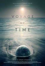 Filmposter Voyage of Time: Life's Journey