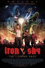 Filmposter Iron Sky: The Coming Race
