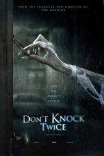 Filmposter Don't Knock Twice