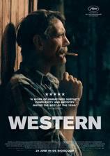 Filmposter Western