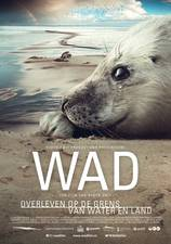 Filmposter Wad, overleven op de grens van water en land