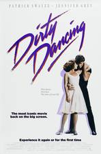 Filmposter Dirty Dancing