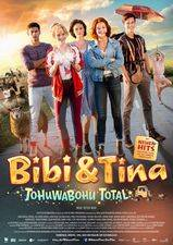 Filmposter Bibi & Tina: Tohuwabohu total