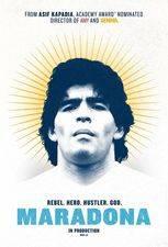 Filmposter Diego Maradona