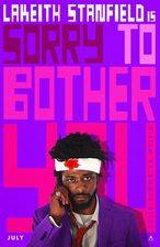 Filmposter Sorry to Bother You