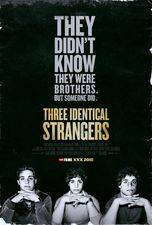 Filmposter Three Identical Strangers