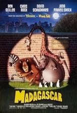 Filmposter Madagascar