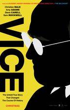 Filmposter Vice
