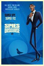 Filmposter Spies in Disguise