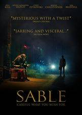 Filmposter Sable