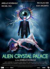 Filmposter Alien Crystal Palace