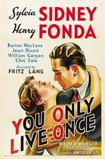 Filmposter You only live once